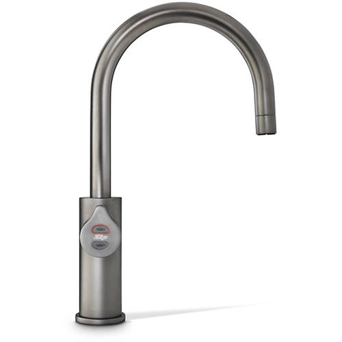 Additional image for Filtered Boiling & Chilled Tap (61 - 100 People, Gunmetal).