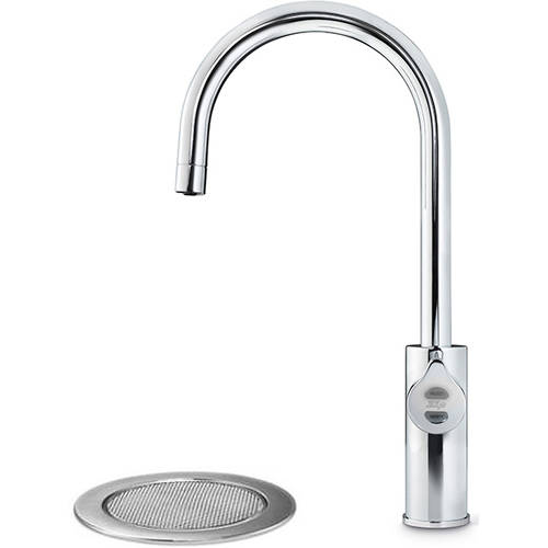 Additional image for Filtered Boiling Water Tap & Font (41 - 60 People, Bright Chrome).