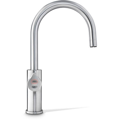 Additional image for Boiling, Chilled & Sparkling Tap (61 - 100 People, Brushed Chrome).