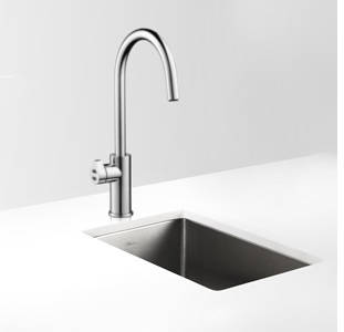 Additional image for Boiling Hot Water, Chilled & Sparkling Tap (Brushed Chrome).