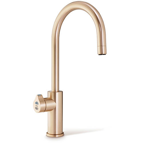 Additional image for Boiling Hot Water, Chilled & Sparkling Tap (Brushed Rose Gold).