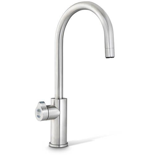 Additional image for Filtered Boiling Hot & Chilled Water Tap (Brushed Nickel).