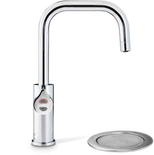 Additional image for Filtered Boiling & Chilled Water Tap & Font (Brushed Chrome).