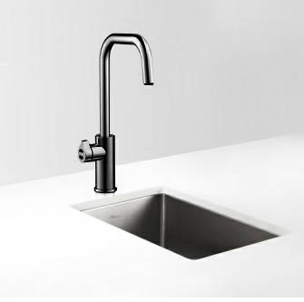 Additional image for Filtered Boiling Hot & Chilled Water Tap (Matt Black).