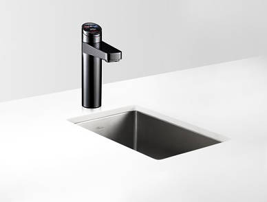Additional image for Filtered Boiling Hot Water Tap (Gloss Black).