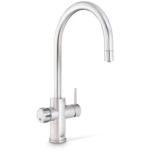 Additional image for AIO Filtered Boiling Water Tap (Brushed Nickel).