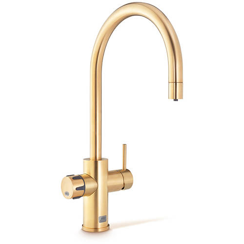 Additional image for AIO Filtered Boiling Water Tap (Brushed Gold).