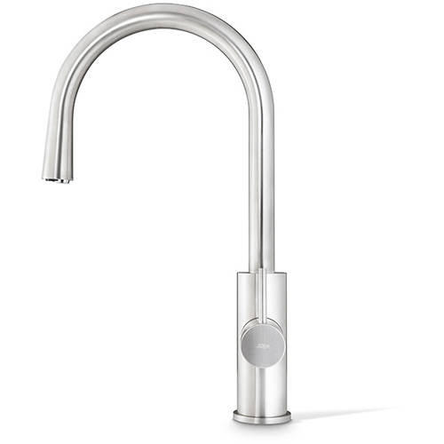 Additional image for AIO Boiling, Chilled & Sparkling Tap (Brushed Nickel).