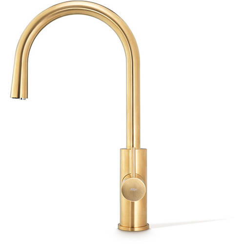 Additional image for AIO Boiling, Chilled & Sparkling Tap (Brushed Gold).